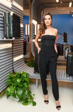 ALESSANDRA AMBROSIO at Rimowa x Alexandre Arnault Pop-up Event in Los Angeles 12/12/2017