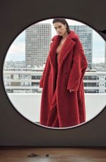 ALESSANDRA AMBROSIO for Vogue Magazine, Portugal January 2018 Issue