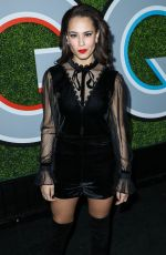 ALEX HUDGENS at GQ Men of the Year Awards 2017 in Los Angeles 12/07/2017