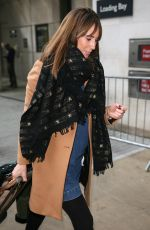 ALEX JONES Out and About in London 12/04/2017