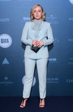 ALEXA DAVIES at British Independent Film Awards in London 12/10/2017