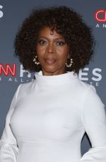 ALFRE WOODARD at 11th Annual CNN Heroes: An All-star Tribute in New York 12/17/2017
