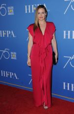 ALICIA SILVERSTONE at HFPA 75th Anniversary Celebration and NBC Golden Globe Special Screening in Hollywood 12/08/2017