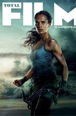 ALICIA VIKANDER in Total Film Magazine