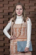 ALICIA VON RITTBERG at Chanel Metiers D'Art Collection Fashion Show in Hamburg 12/06/2017