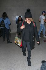 ALLY BROOKE at LAX Aiport in Los Angeles 12/06/2017