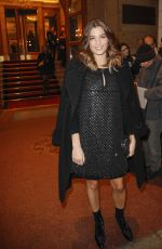 ALMA JODOROWSKY at Chanel Metiers D'Art Collection Fashion Show in Hamburg 12/06/2017