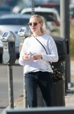 AMANDA SEYFRIED Out and About in Los Angeles 12/06/2017