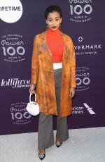 AMANDLA STENBERG at Hollywood Reporter's 2017 Women in Entertainment Breakfast in Los Angeles 12/06/2017