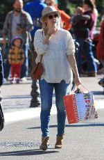 AMY ADAMS Out Shopping at The Grove in Los Angeles 12/21/2017