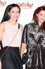 AMY DOWDEN and DIANNE BUSWELL at Nativity Gala Night in London 12/14/2017
