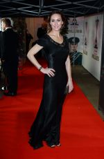 AMY WILLIAMS at The Sun Military Awards in London 12/13/2017