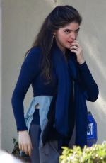 ANA BARBARA Out and About in Los Angeles 12/14/2017
