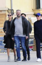 ANA IVANOVIC and Bastian Schweinsteiger Out and About in Marbella 12/11/2017