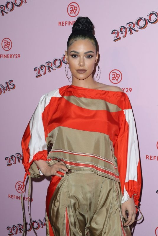 ANABELLE ACOSTA at Refinery29 29Rooms Los Angeles: Turn It Into Art Opening Party 12/06/2017