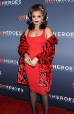 ANDRA DAY at 11th Annual CNN Heroes: An All-star Tribute in New York 12/17/2017