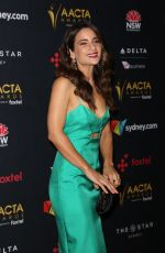 ANDREA DEMETRIADES at Australian Academy Cinema Television Arts Awards Luncheon in Sydney 12/04/2017