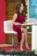 ANDREA MCLEAN at Loose Women TV Show in London 12/21/2017