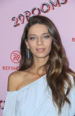 ANGELA SARAFYAN at Refinery29 29Rooms Los Angeles: Turn It Into Art Opening Party 12/06/2017