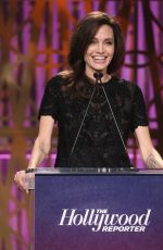 ANGELINA JOLIE at Hollywood Reporter's 2017 Women in Entertainment Breakfast in Los Angeles 12/06/2017