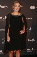ANGELIQUE KERBER and Alexander Zverev at Hopman Cup New Years Eve Players Ball in Perth 12/31/2017
