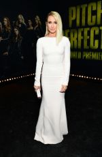 ANNA CAMP at Pitch Perfect 3 Premiere in Los Angeles 12/12/2017
