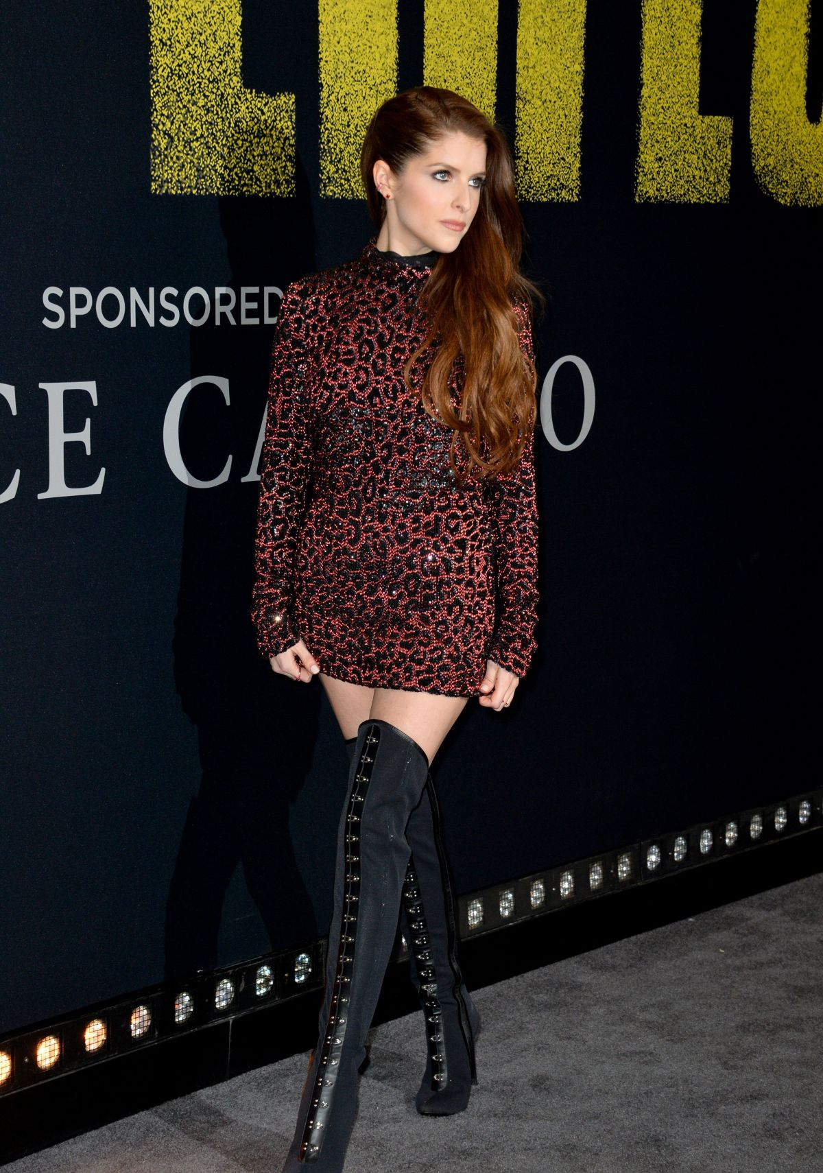Anna Kendrick At Pitch Perfect 3 Premiere In Los Angeles