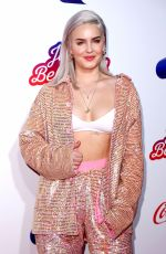 ANNE MARIE at Capital's Jingle Bell Ball at O2 Arena in London 12/09/2017