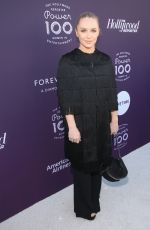 ANNIE STARKE at Hollywood Reporter's 2017 Women in Entertainment Breakfast in Los Angeles 12/06/2017