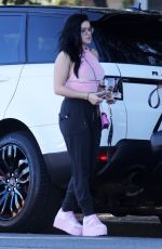 ARIEL WINTER Heading to Lunch in Los Angeles 12/27/2017