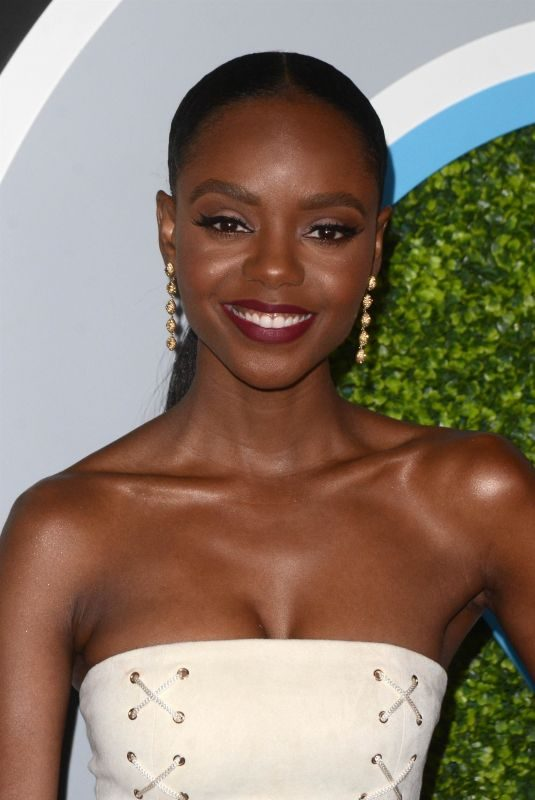 ASHLEIGH MURRAY at GQ Men of the Year Awards 2017 in Los Angeles 12/07/2017