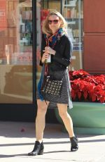 ASHLEY HINSHAW Out and About in Beverly Hills 12/15/2017