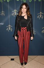 ASHLEY TISDALE at Brooks Brothers Holiday Celebration with St Jude Children