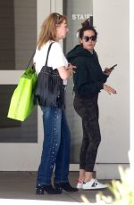 ASHLEY TISDALE Out Shopping in Beverly Hills 12/12/2017
