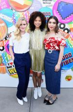AVA PHILLIPPE at Teen Vogue Summit LA in Playa Vista 12/02/2017