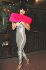 BAI LING Night Out in Hollywood 12/16/2017
