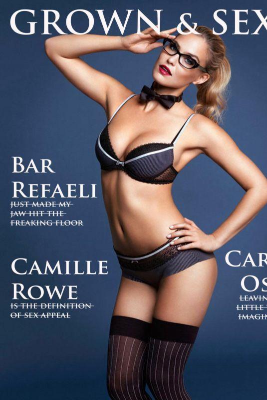 BAR REFAELI for Grown & Sexy Magazine, November 2017
