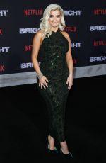 BEBE REXHA at Bright Premiere in Los Angeles 12/13/2017