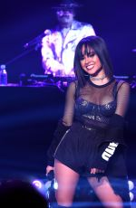 BECKY G Performs at Iheartradio Mi Musica with Becky G in Burbank 12/14/2017