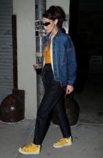 BELLA HADID Out and About in Brooklyn 12/11/2017