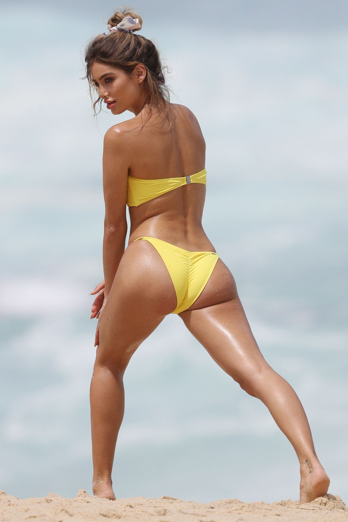 Bella Lucia Bikini Photoshoot on Bronte Beach Pic 29 of 35