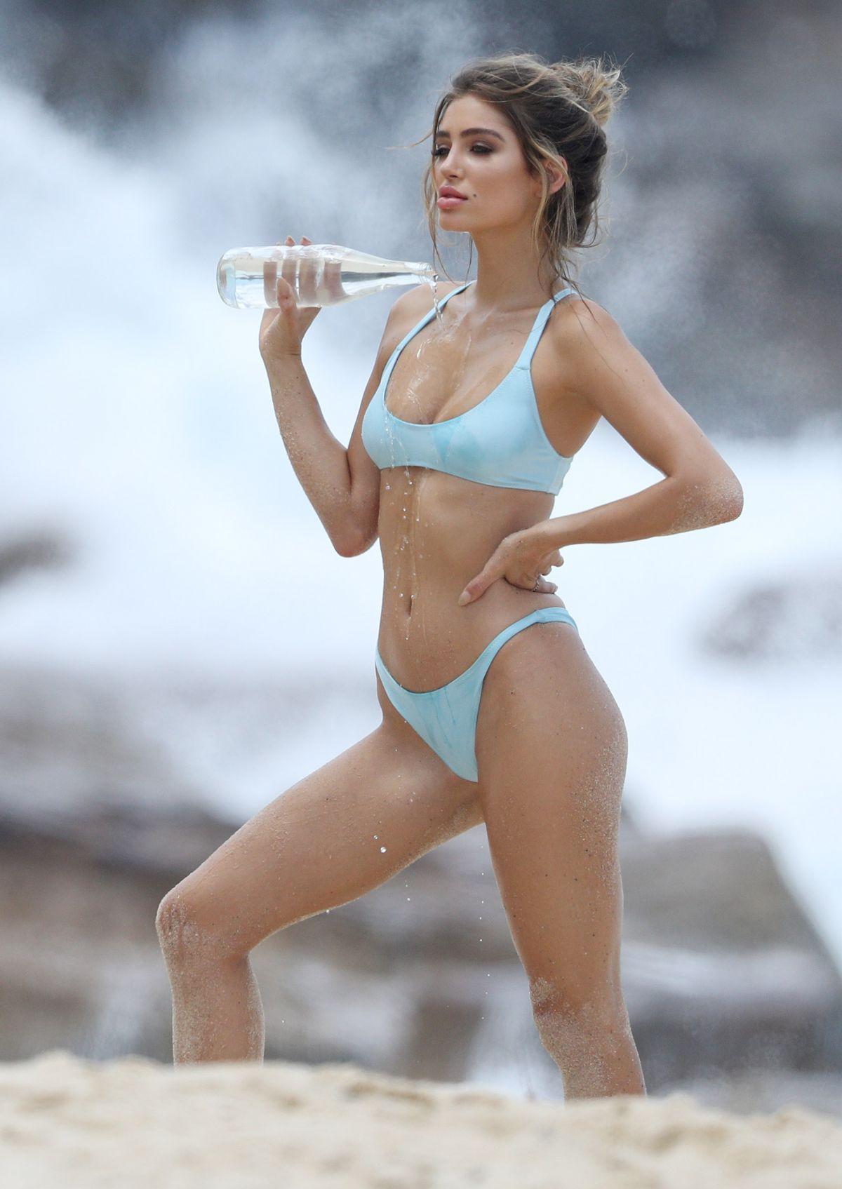 Bella Lucia Bikini Photoshoot on Bronte Beach Pic 27 of 35