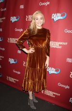 BETSY WOLFE at Benefit Concert Reading of Damn Yankees in New York 12/11/2017