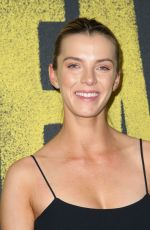 BETTY GILPIN at Pitch Perfect 3 Premiere in Los Angeles 12/12/2017