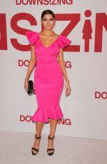BLANCA BLANCO at Downsizing Premiere in Los Angeles 12/18/2017