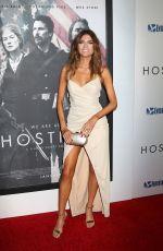 BLANCA BLANCO at Hostiles Premiere in Los Angeles 12/14/2017