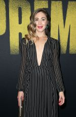 BONNIE KATHLEEN RYAN at Pitch Perfect 3 Premiere in Los Angeles 12/12/2017