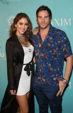 BRITTNEY PALMER at Maxim Magazine, December Issue Party in Miami 12/08/2017
