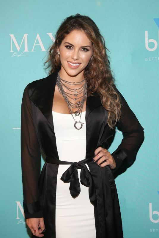 BRITTNEY PALMER at Maxim Magazine, December Issue Party in Miami 12/08/2017