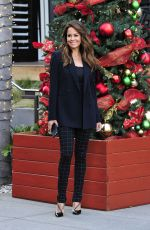 BROOKE BURKE Out Shopping in Malibu 12/27/2017